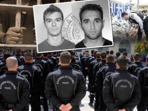 Συνελήφθη ο δολοφόνος των ανδρών της ομάδας ΔΙΑΣ στο Ρέντη. (Αποδελτίωση)