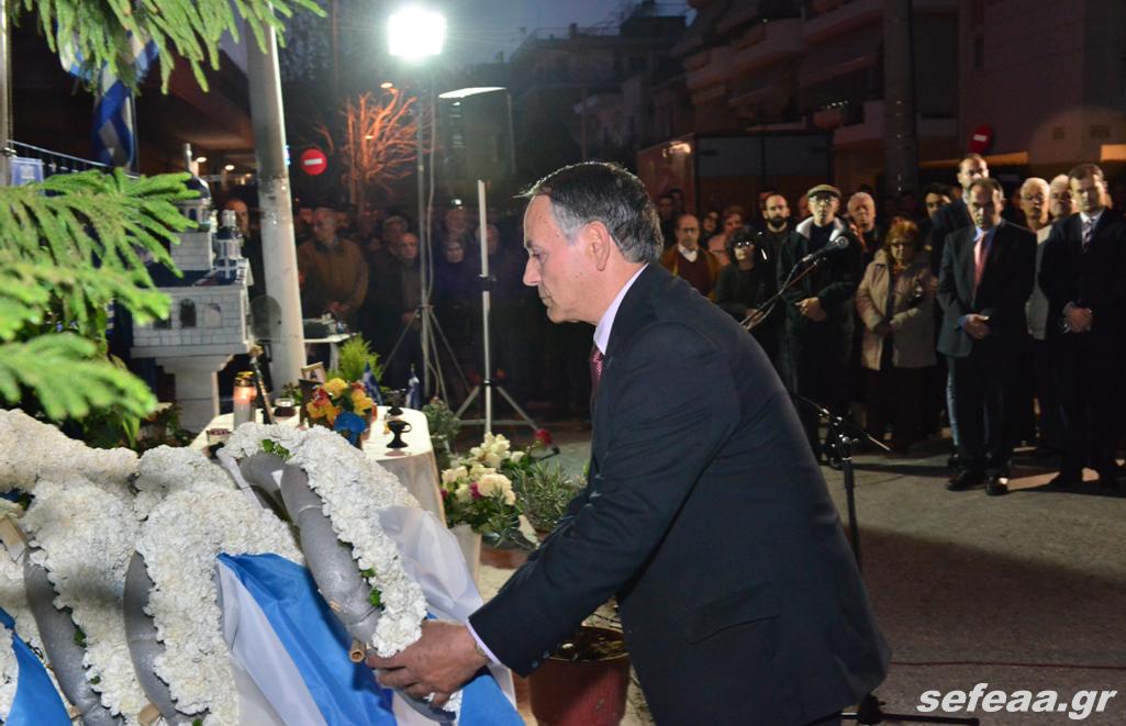 Πρόεδρος Ομίλου Φίλων Αστυνομίας Δυτικής Αττικής Μαθιουδάκης Ιωάννης